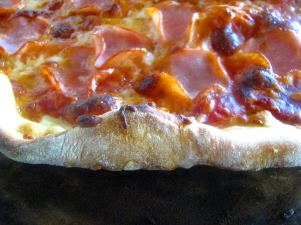 Recipe for pizza dough