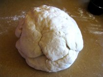 Pizza Dough From Scratch